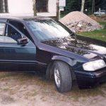 Autolakering i Polen Stettin